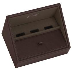 Mini Charging Valet Men Brown & Khaki