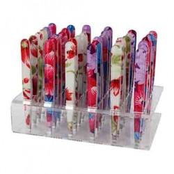 Pincet met Print Flower voor Multi Display 12st