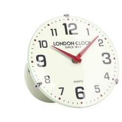 Clock Retro Berrie Cream Diam 18cm