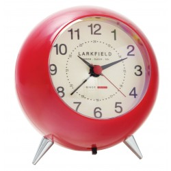 Retro Red (with alarm)