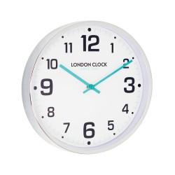 Chrome Wall Clock
