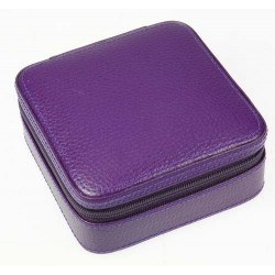 DULWICH PURPLE SQUARE JEWEL CASE