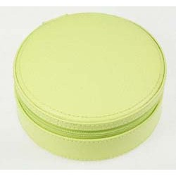 DULWICH GREEN ROUND JEWEL CASE