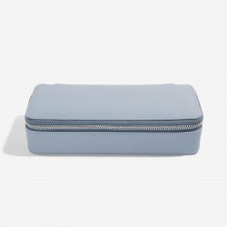 DUSKY BLUE LARGE & PETITE TRAVEL BOX