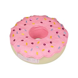 BUTTON IT DOUGHNUT PIN CUSHION (11x11x4)