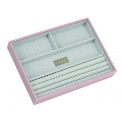 Soft Pink Ring/Brac 25 X 18 X 3.5 Cm