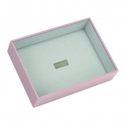 Soft Pink Deep 25 X 18 X 6 Cm