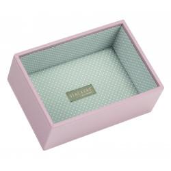 Mini Soft Pink Deep Open 18 X 12.5 X 7 Cm