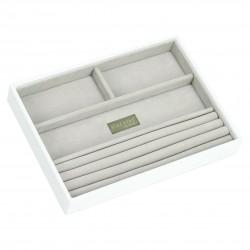 Premium White Ring/Bra (25 X 18 X 3.5 Cm)