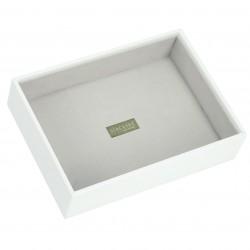Premium White Deep (25 X 18 X 6 Cm)