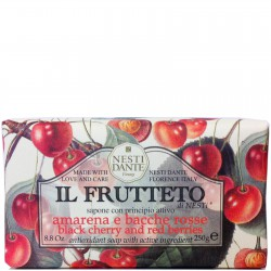 Black Cherry and Red Berries 250gr