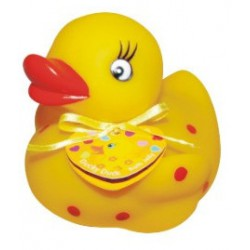 BATHGEL XL YELLOW DUCK 360 ML LEMON