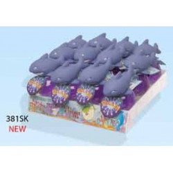 BOTTLE GEL 90 ML SHARK - GRAPE