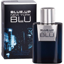 BLUE UP NEW YORK BLU EDT SPR 100ML