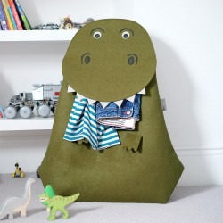 LITTLE STACKERS T-REX HAMPER