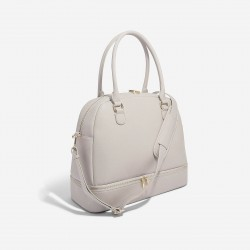 STACKER TAUPE HANDBAG