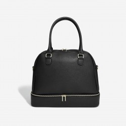 STACKER BLACK HANDBAG