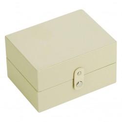 Travel Box Cream Puprle
