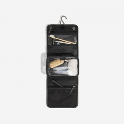 STACKER BLACK SMALL HANGING WASHBAG