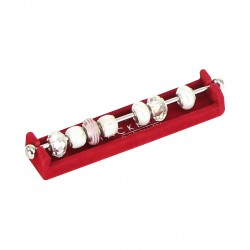 Charm Bar Red