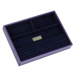 Purple Ring/Brac 25 X 18 X 3.5 Cm