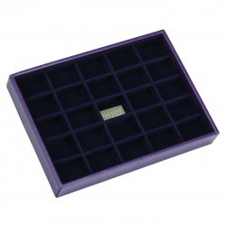 Purple 25 Sect 25 X 18 X 3.5 Cm