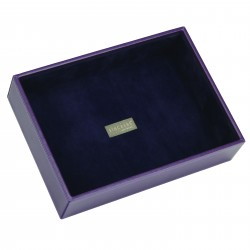 Purple Deep 25 X 18 X 6 Cm