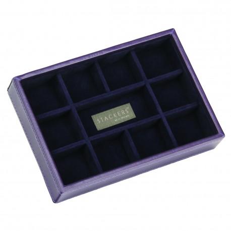 Mini Purple 11 Sec 18 X 12.5 X 3.5cm