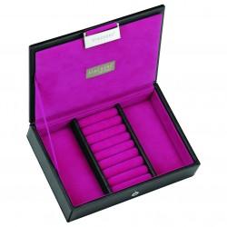 Mini Top Black / Pink (18 X 12.5 X 3.5 Cm)