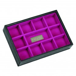 Mini Black / Pink 11 Sec 18x 12.5 X 3.5cm