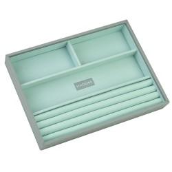 Grey Mint Ring/Brac 25 X 18 X 3.5 Cm