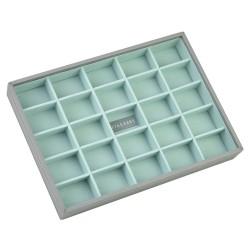 Grey Mint 25 Sect 25 X 18 X 3.5 Cm