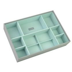 XL Deep Open Grey Mint