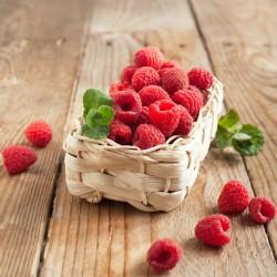 Fragrance Card Raspberry Basket