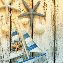 Fragrance Card Nautical