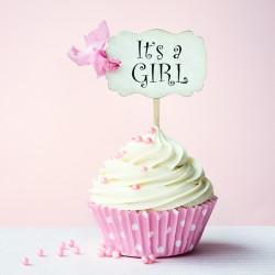Fragrance Card It's a Girl