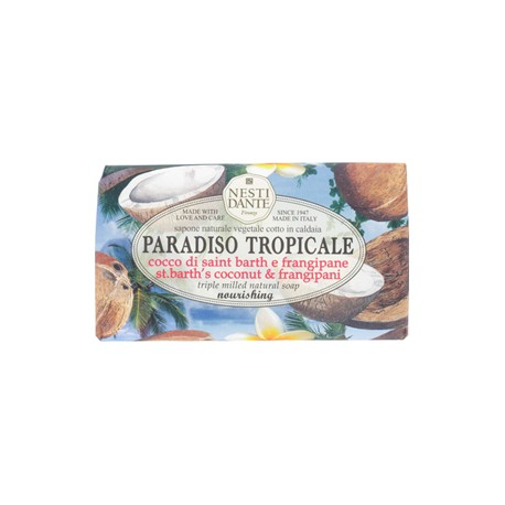 Paradiso Coconut & Frangip 250gr