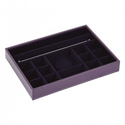 Purple Classic Charm (25 x 18 x 3.5 CM)